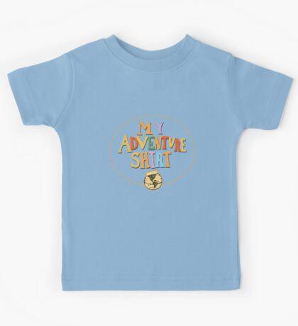 My Adventure Shirt Kids Tee