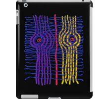 Loose Weave Texture iPad Case/Skin