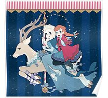 Carousel: The Sky's Awake Poster