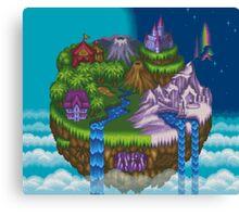Circus Island Canvas Print