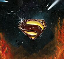 Superman ''Shield of Power'' by Designer1562