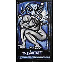 'The Artist' Photographic Print