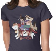 Carousel: Immortals  Womens Fitted T-Shirt