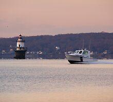 Harbor Patrol by Kevin  McIntyre
