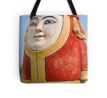The Egg Man Tote Bag