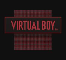 Virtual Boy Old School by Eschatos
