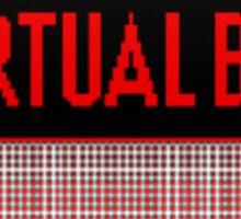 Virtual Boy Old School Sticker