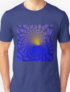 Electric blue Unisex T-Shirt