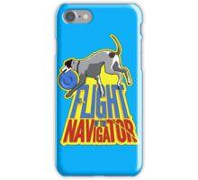 Flight of the Navigator #1 iPhone Case/Skin