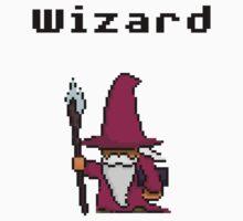 Pixel Wizard T-Shirt