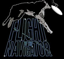 Flight of the Navigator #2 by thetimbrown