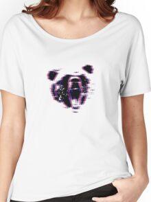 3D Bear Women's Relaxed Fit T-Shirt