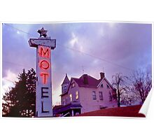 MOTel - Route 30 Poster