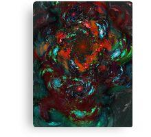 Big Bang In Reverse Canvas Print