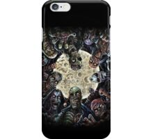 Zombies Attack (Zombie horde) iPhone Case/Skin