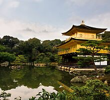 Kinkaku-ji / Golden Pavilion Temple by davidh1978