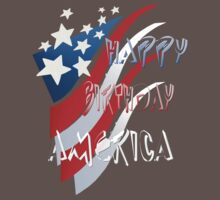 American Birthday by Lotacats