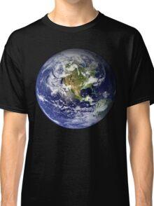 EARTH - USA/CANADA/CENTRAL AMERICA WESTERN HEMISPHERE Classic T-Shirt