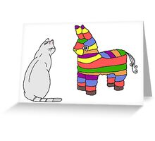 The Stand-Off Greeting Card