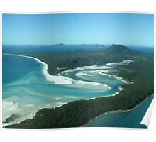 Hill Inlet Poster