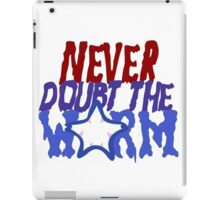 Never Doubt The Worm (Bravest Warriors) iPad Case/Skin