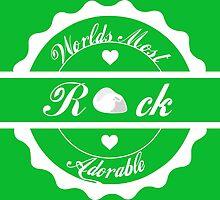 Worlds Most adorable rock by iAMBPJ