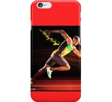 Usain Bolt iPhone Case/Skin