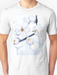 Flowers of Japanese cherry blossom art photo print T-Shirt