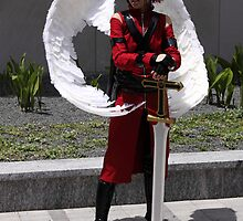 The Noble Angel  Kawaii! by Okeesworld