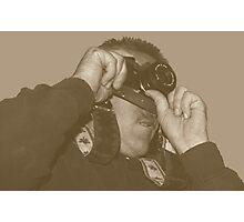 Manual Focus Photographic Print