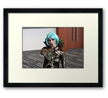 Spider Queen Close-up Framed Print