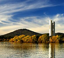 National Carillon by Darren Stones