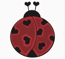 Lady Love Bug by Amy-lee Foley