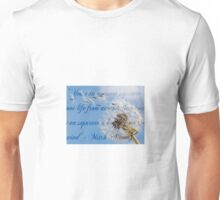 Breeze from the wind Unisex T-Shirt