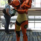 Metroid by Okeesworld