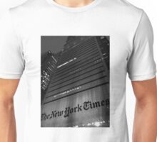 The New York Times  Unisex T-Shirt