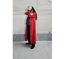 Don't Mess with Alucard Photographic Print
