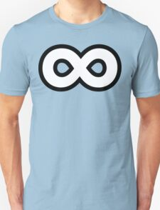 Infinity [Black Outline] T-Shirt