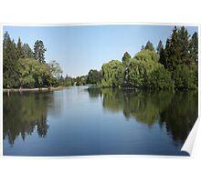 Mirror Pond Poster