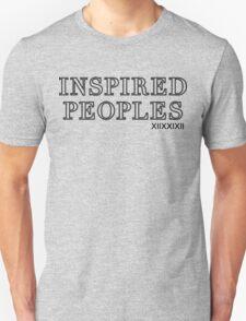 Inspired Peoples [V3] Unisex T-Shirt