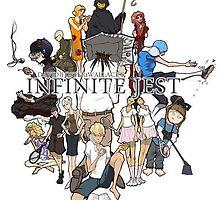 Infinite Jest by ikornman