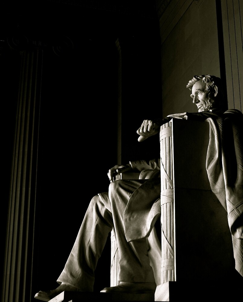 Lincoln Memorial by bron stadheim