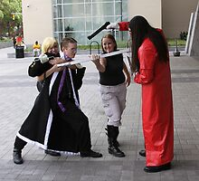 Hellsing Group Photo by Okeesworld
