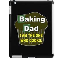 Baking dad Funny Geek Nerd iPad Case/Skin