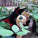 RnR gardening in blackberries by georgiegirl