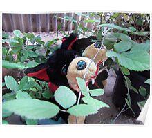 RnR gardening in blackberries Poster