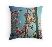 Looking Forward to Spring Throw Pillow