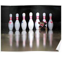 RnR Bowling w Zac ... strike or spare? Poster