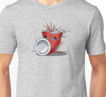 Bashed Tin Unisex T-Shirt