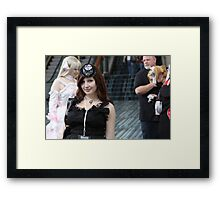 Hats off to you! Framed Print